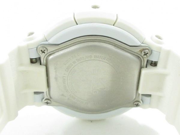 CASIO(カシオ) 腕時計美品  Baby-G BGA-131 レディース シルバー
