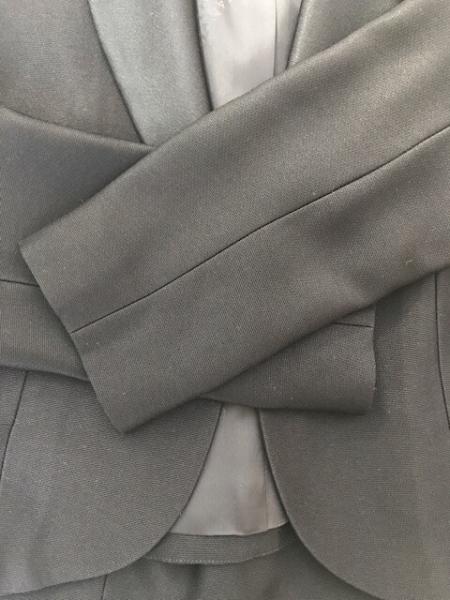 LANVIN(ランバン) ワンピーススーツ サイズ36 S レディース美品  黒 NOIR