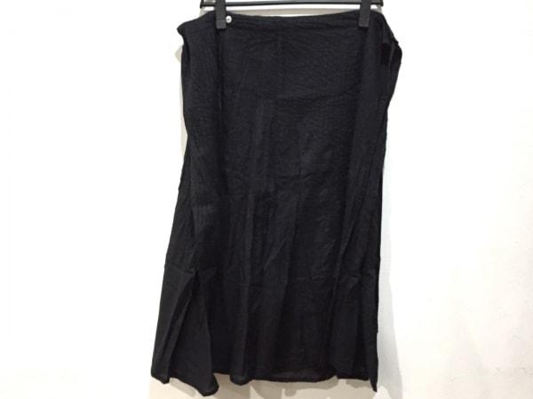 HaaT HeaRT(ハート) 巻きスカート サイズ2 M レディース新品同様  黒