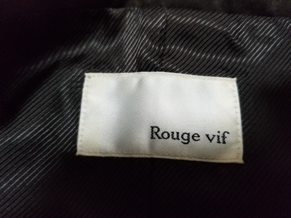 Rouge vif(ルージュヴィフ) コート レディース カーキグレー 春・秋物