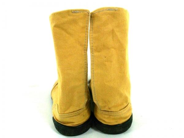 SOU・SOU(ソウソウ) 靴 23cm レディース イエロー コットン