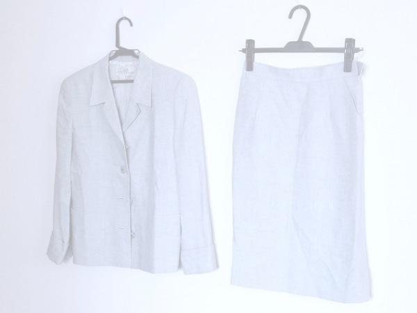 GIVENCHY(ジバンシー) スカートスーツ サイズ9 M レディース ライトブルー