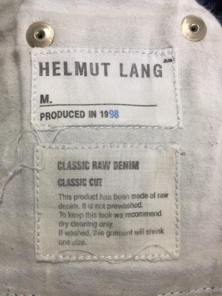 Helmut Lang(ヘルムートラング) ジーンズ サイズ31 メンズ ブルー