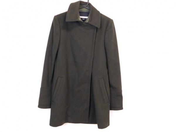 マルティーヌシットボン コート サイズ38 M レディース ダークグリーン 冬物
