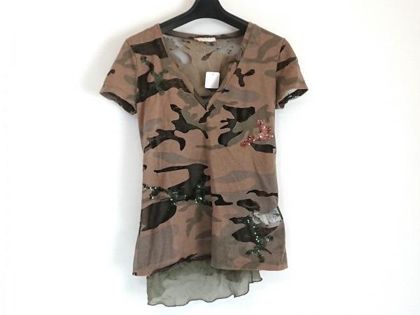 SCERVINO Street(シェルビーノストリート) 半袖Tシャツ サイズUSA 6 レディース美品