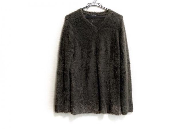 TORNADO MART(トルネードマート) 長袖セーター サイズM メンズ美品  ダークグレー