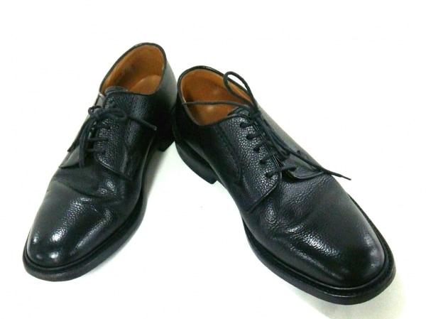 REGAL(リーガル) 靴 25 g メンズ 黒 レザー レザー