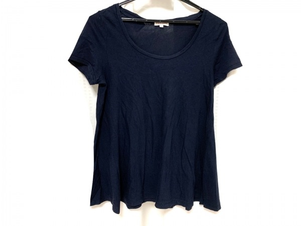 demylee(デミリー) 半袖Tシャツ サイズS レディース美品  ダークネイビー