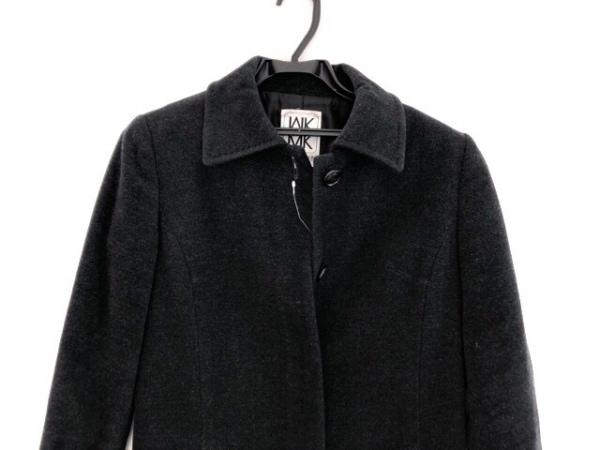 MICHELKLEIN(ミッシェルクラン) コート サイズ40 M レディース 黒 冬物