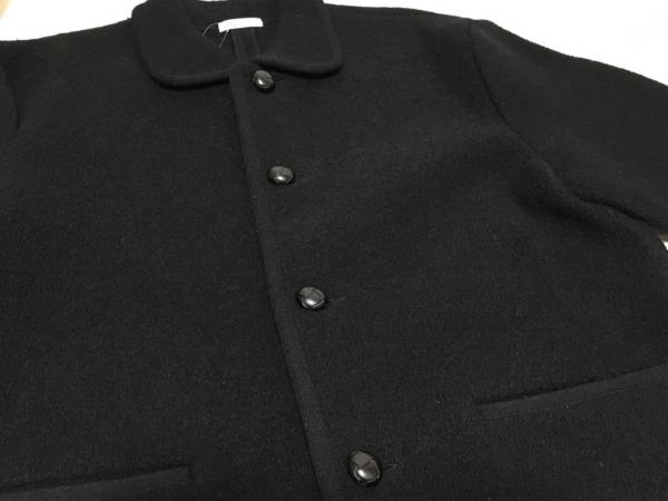 Papas(パパス) コート メンズ 黒 冬物
