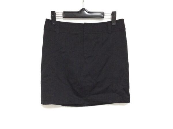 Pinky&Dianne(ピンキー&ダイアン) ミニスカート サイズ38 M レディース美品  黒