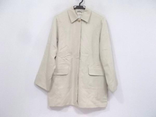 Max Mara(マックスマーラ) コート サイズ36 S レディース アイボリー 春・秋物