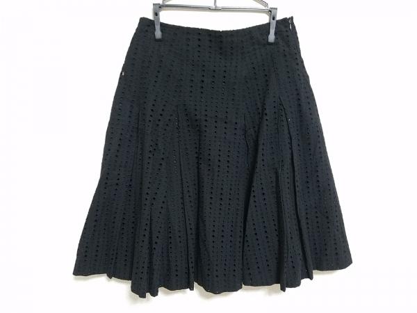 ANTEPRIMA(アンテプリマ) スカート サイズ38 i レディース 黒