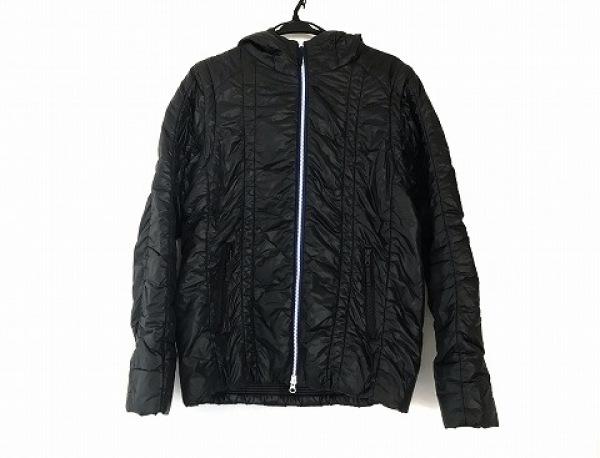 SHIPS(シップス) ダウンジャケット サイズM メンズ美品  ダークグレー 冬物