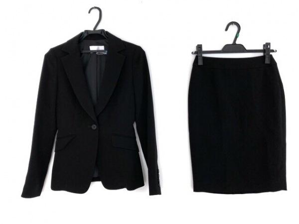 M-PREMIER(エムプルミエ) スカートスーツ サイズ34 S レディース 黒