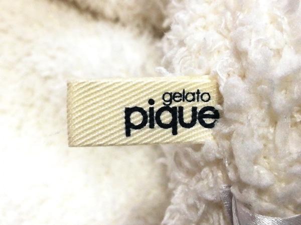 gelato pique(ジェラートピケ) カットソー サイズF レディース美品  アイボリー
