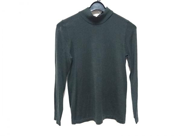 theory luxe(セオリーリュクス) 長袖セーター サイズ38 M レディース ダークグレー