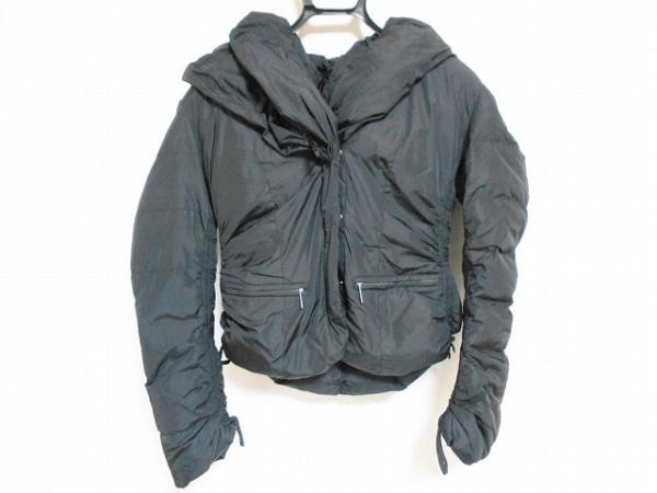 add(アッド・エーディーディー) ダウンジャケット サイズ40 M レディース美品  黒