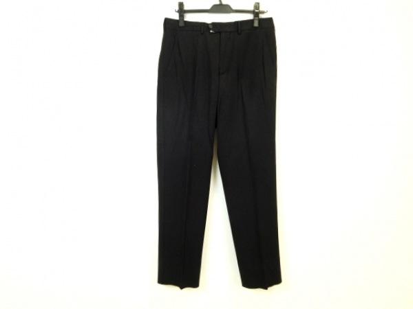 PRADA(プラダ) パンツ サイズ46 S メンズ 黒 ポリエステル