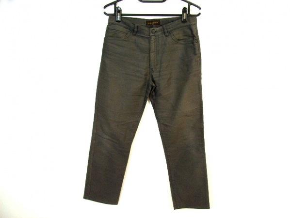 LOUIS VUITTON(ルイヴィトン) パンツ サイズ48 L メンズ チャコールグレー