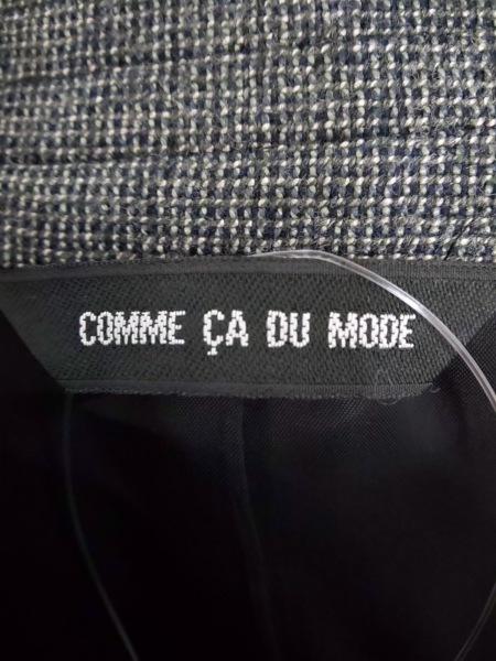 COMME CA DU MODE(コムサデモード) ワンピーススーツ レディース ダークグレー