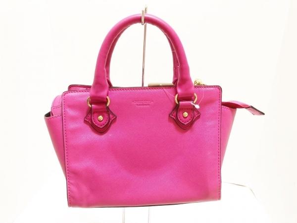 DOLLY GIRL(ドーリーガール) ハンドバッグ ピンク 合皮