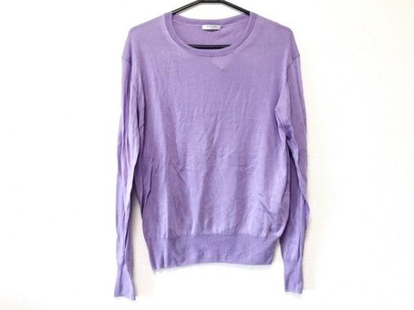 ADORE(アドーア) 長袖セーター サイズ38 M レディース美品  パープル