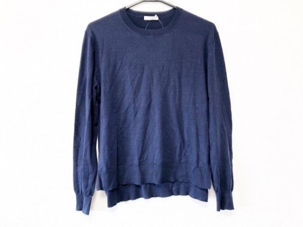 ADORE(アドーア) 長袖セーター サイズ38 M レディース美品  ネイビー