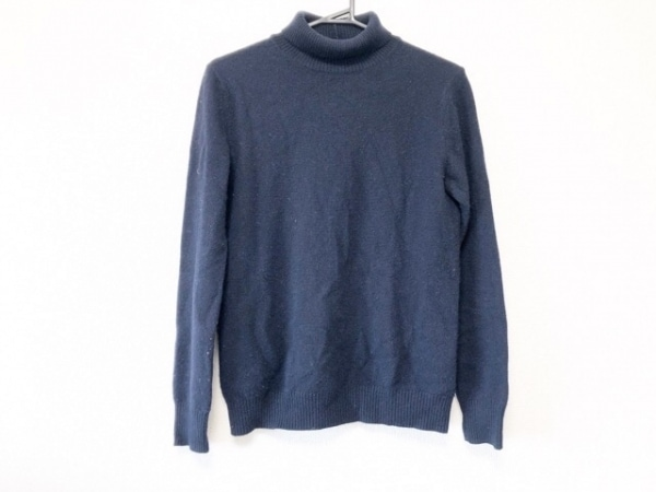 ADORE(アドーア) 長袖セーター サイズ38 M レディース ネイビー