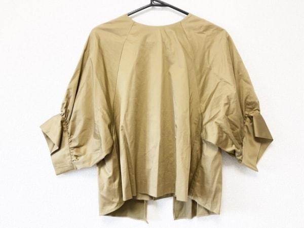 ADORE(アドーア) 七分袖カットソー サイズ38 M レディース美品  ブラウン