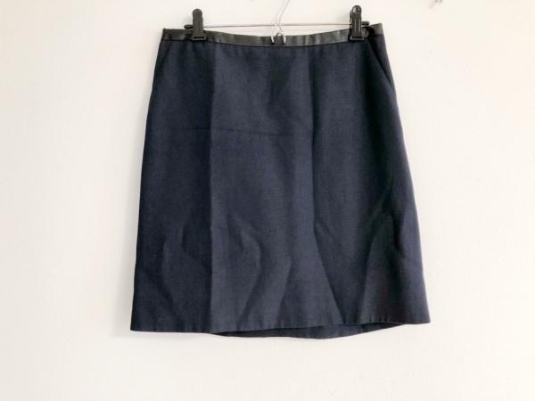 ADORE(アドーア) スカート サイズ38 M レディース ダークネイビー