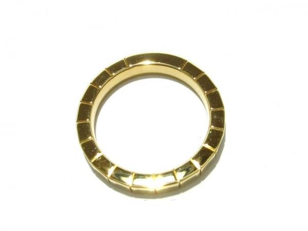 Cartier(カルティエ) リング 50美品  ラニエール K18YG サイズ:50