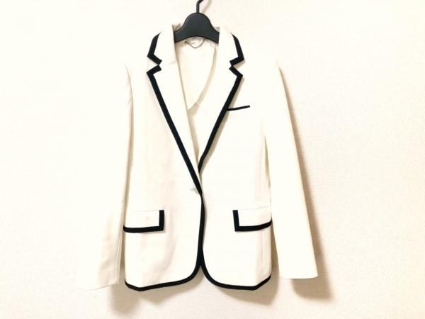 ADORE(アドーア) ジャケット サイズ36 S レディース美品  アイボリー×黒