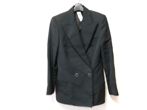 GIANNIVERSACE(ジャンニヴェルサーチ) ジャケット サイズ38 S レディース 黒