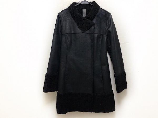 MONTGOMERY(モンゴメリー) コート レディース 黒 冬物