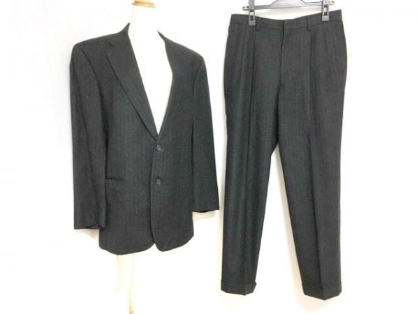 BrooksBrothers(ブルックスブラザーズ) シングルスーツ メンズ 黒×グレー