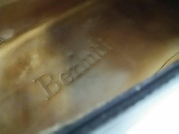 berluti(ベルルッティ) シューズ 6  1/2 メンズ ダークブラウン レザー