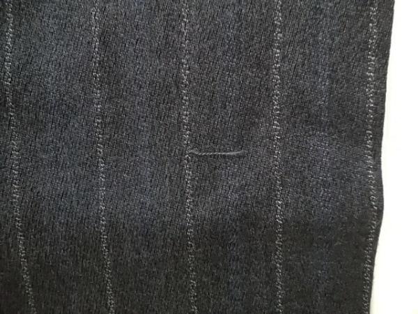 コムデギャルソンオムプリュス ダブルスーツ サイズM メンズ ダークグレー ストライプ