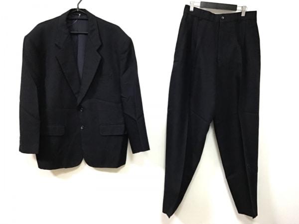 コムデギャルソンオムプリュス シングルスーツ サイズS メンズ美品  黒
