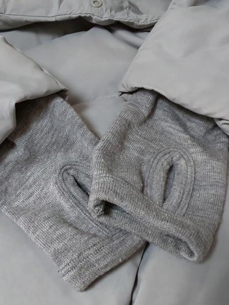 SLY(スライ) ダウンジャケット サイズ2 M レディース ライトグレー 冬物