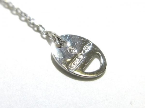 DAMIANI(ダミアーニ) ネックレス美品  ベルエポック 20059783 K18WG×ダイヤモンド