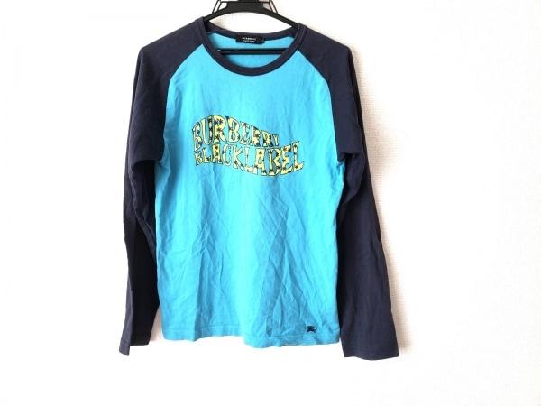 Burberry Black Label(バーバリーブラックレーベル) 長袖Tシャツ サイズ2 M メンズ