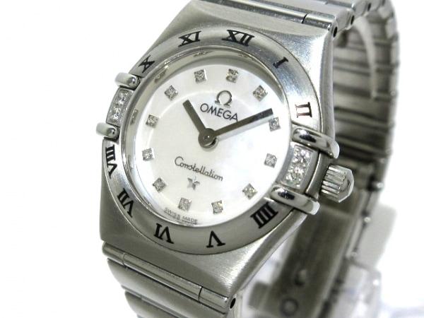 OMEGA(オメガ) 腕時計 コンステレーション 1567.76 レディース アイボリー