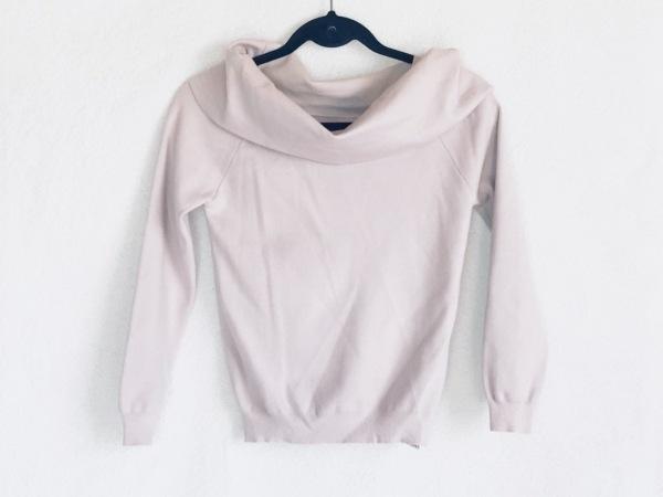 Apuweiser-riche(アプワイザーリッシェ) 長袖セーター サイズ2 M レディース ピンク