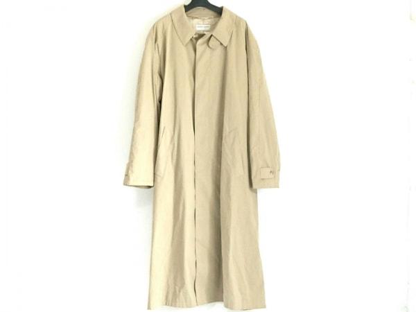 ジョルジオアルマーニ コート サイズ50 M メンズ ベージュ 冬物/LE COLLEZIONI