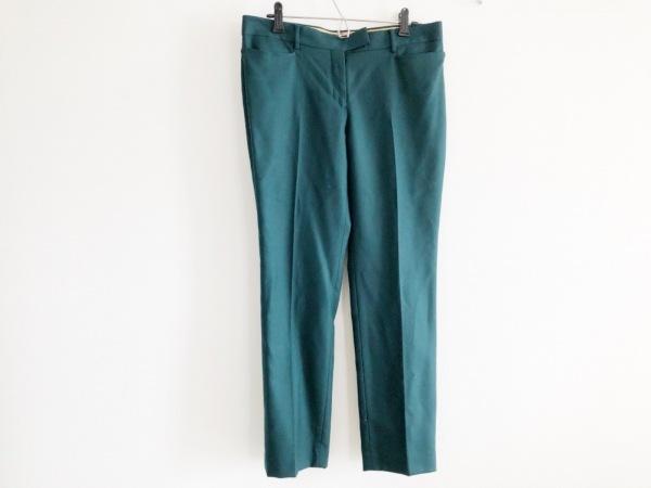 TOMORROWLAND(トゥモローランド) パンツ サイズ40 M レディース美品  グリーン