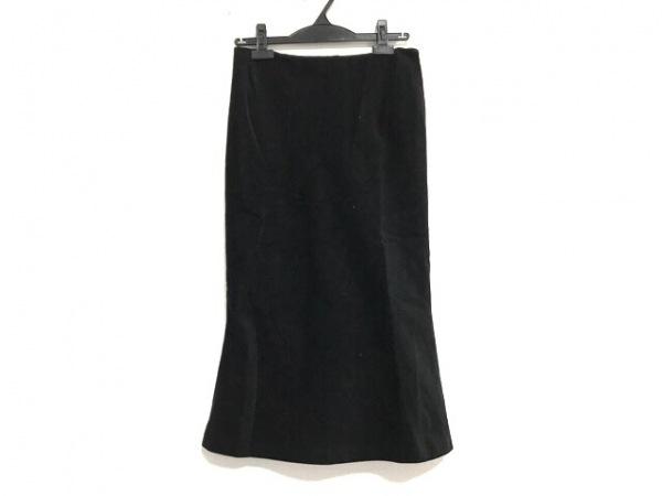 RalphLauren(ラルフローレン) スカート サイズ4 S レディース美品  黒 コーデュロイ