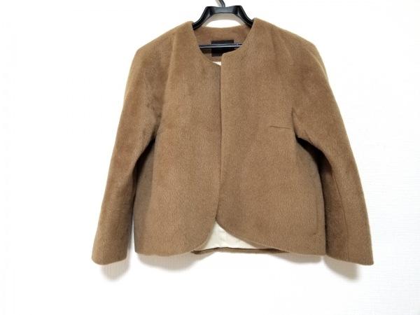 トゥモローランド ジャケット サイズ38 M レディース美品  ブラウン collection