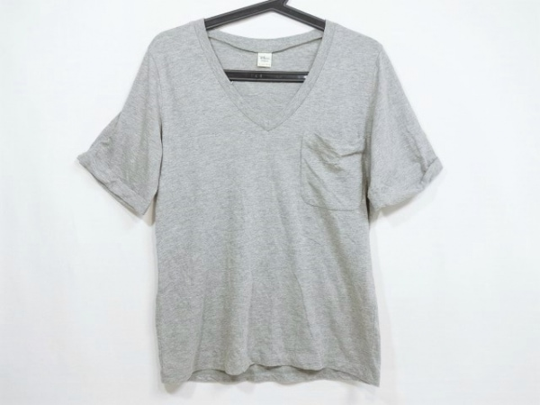 Ron Herman(ロンハーマン) 半袖Tシャツ サイズS レディース美品  グレー