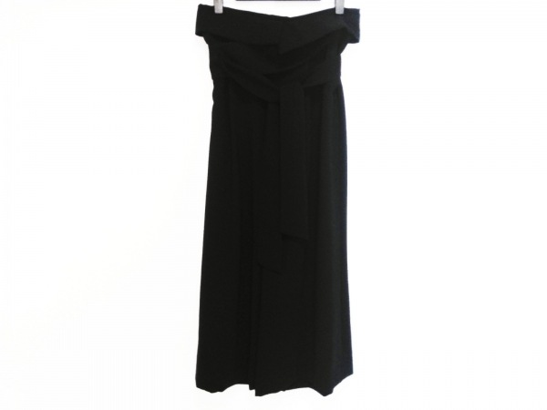 JUSGLITTY(ジャスグリッティー) パンツ サイズ2 M レディース 黒 リボン